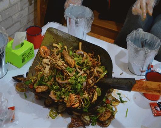 哈尔滨手抓海鲜餐厅费用要多少钱