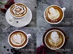 无锡专业花式咖啡拉花培训