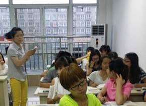 渭南鼎立会计培训学校 授课教室