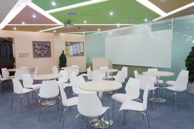 扬州沃的英语培训中心 大班教室