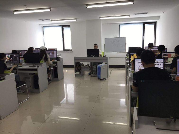 沈阳动漫学校游戏设计制作精英班级