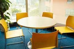 泉州美联英语培训中心  休息区