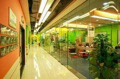 泉州美联英语培训中心  学校教室环境