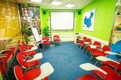 泉州美联英语培训中心  口语教室