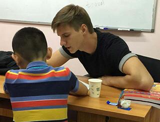 北京美卓英语 外教授课