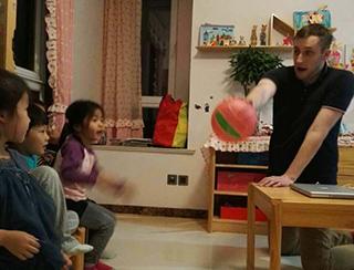 北京美卓英语 外教课堂