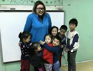 北京美卓英语 集体课堂