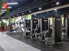 北京练尚国际健身教育训练中心 健身器材