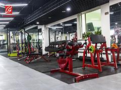 北京练尚国际健身教育训练中心 内部环境