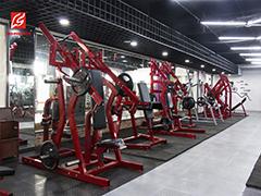 北京练尚国际健身教育训练中心 授课教室