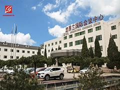 北京练尚国际健身教育训练中心 学校大楼