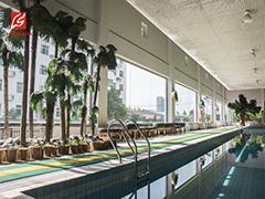 北京练尚国际健身教育训练中心 游泳环境