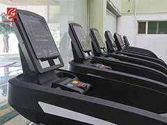 北京练尚国际健身教育训练中心 大型跑步机