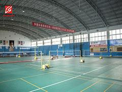 北京练尚国际健身教育训练中心 球类培训区