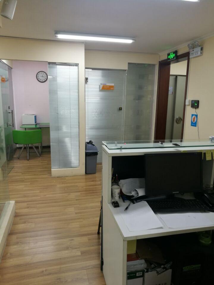 北京美卓英语 老师办公室