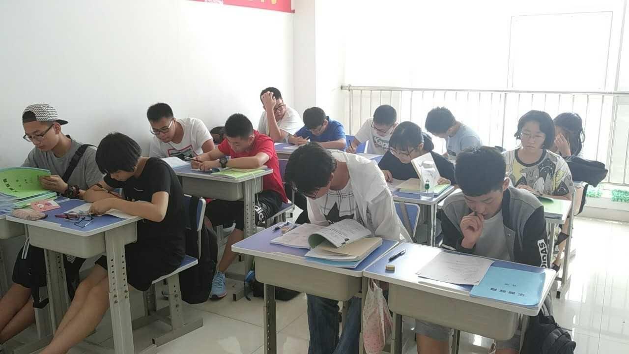石家庄学鼎教育  教室