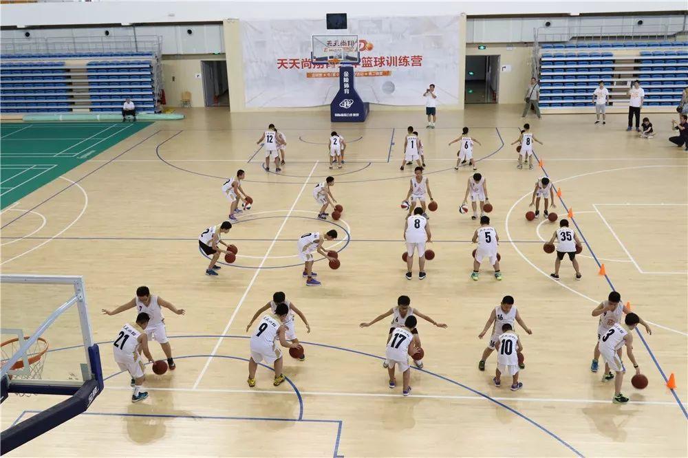 北京天天尚翔青少年篮球训练营 封闭训练
