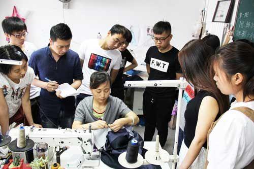 北京服装工艺精做班