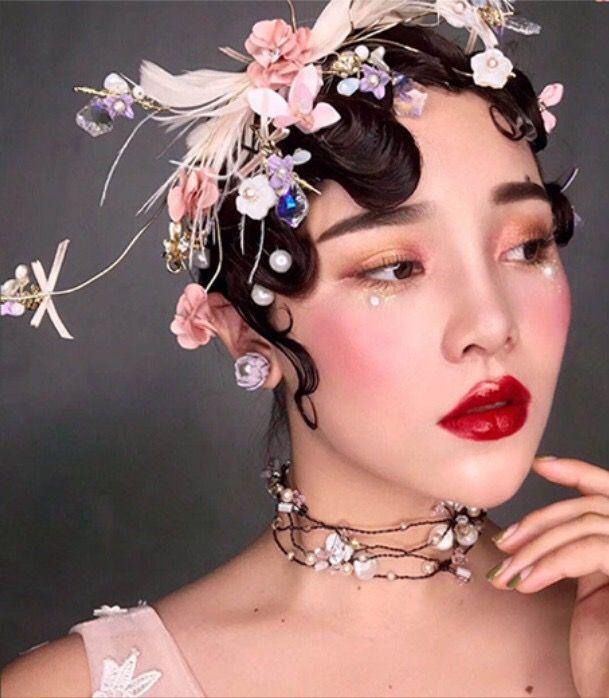 玉林职业化妆造型师精英课程