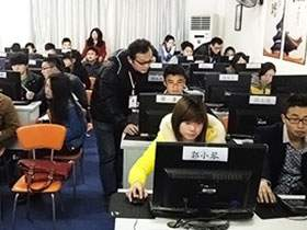 南京天琥教育老师指导