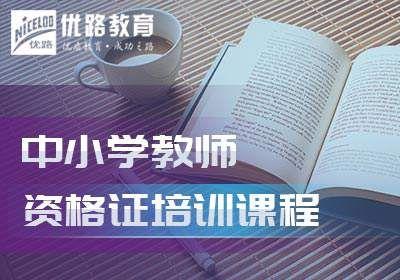 安阳中小学教师资格证培训课程
