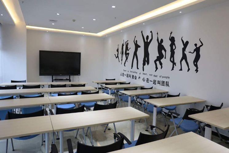 恒企会计培训郑州分校会议室