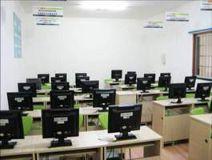 恒企会计培训郑州分校计算机教室