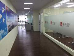 仁和会计武汉软件园校区教学区