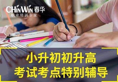 小升初初升高考试考点特别辅导