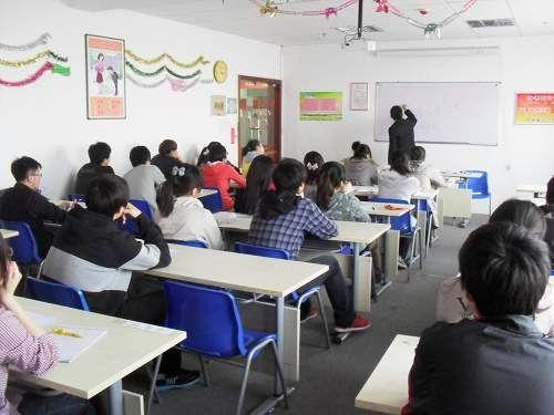 哈尔滨学大教育和兴校区