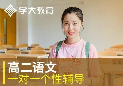 芜湖学大教育高二1对1个性辅导语文