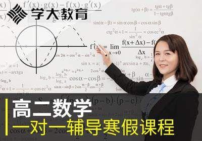 高二数学一对一辅导寒假课程