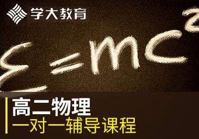 高二物理一对一辅导课程