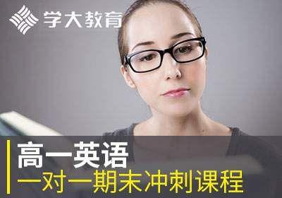 石家庄高一英语一对一辅导期末冲刺课程