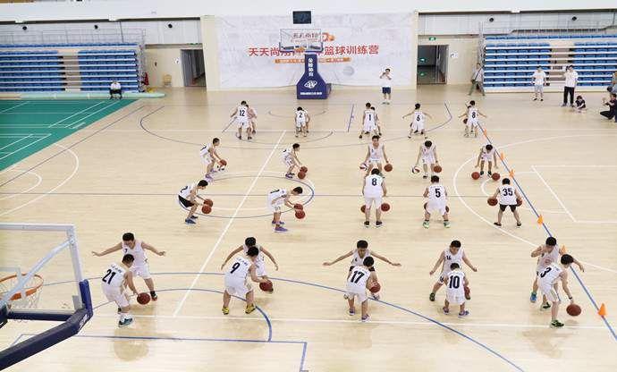 天天尚翔篮球训练营专注青少年篮球培训(可免费试课)
