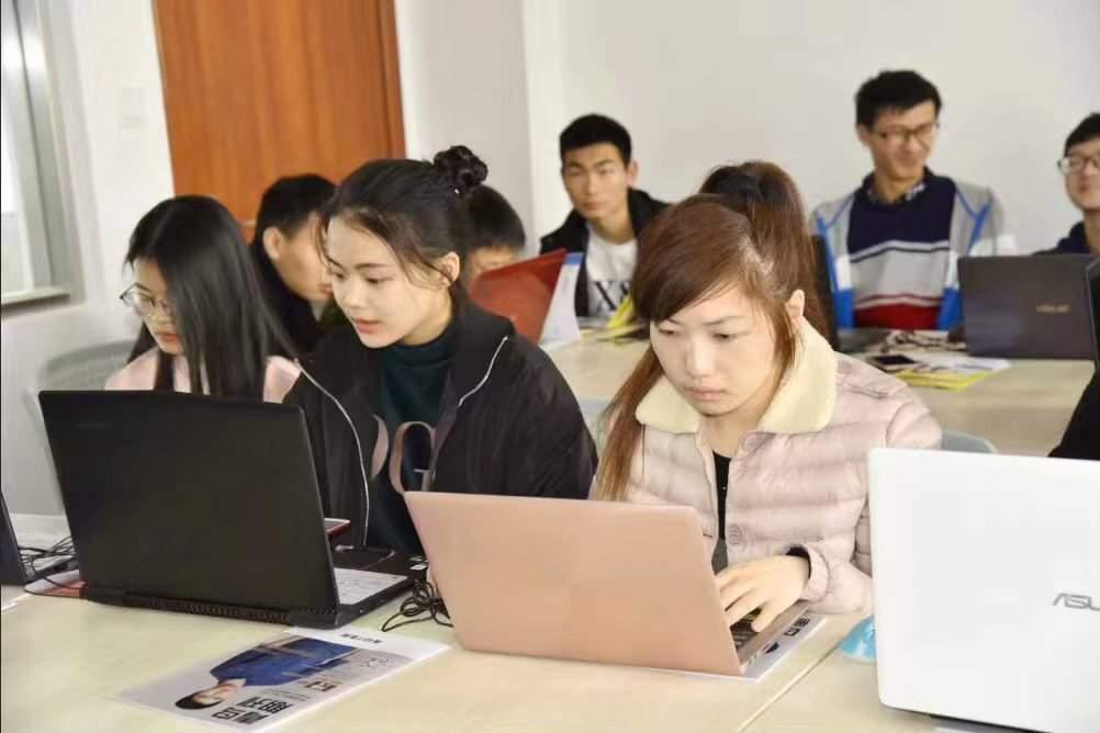 南通渡课IT教育高校办公软件课程