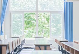 哈尔滨朗阁教育培训学校  教室