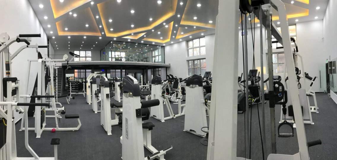 中力健身学院