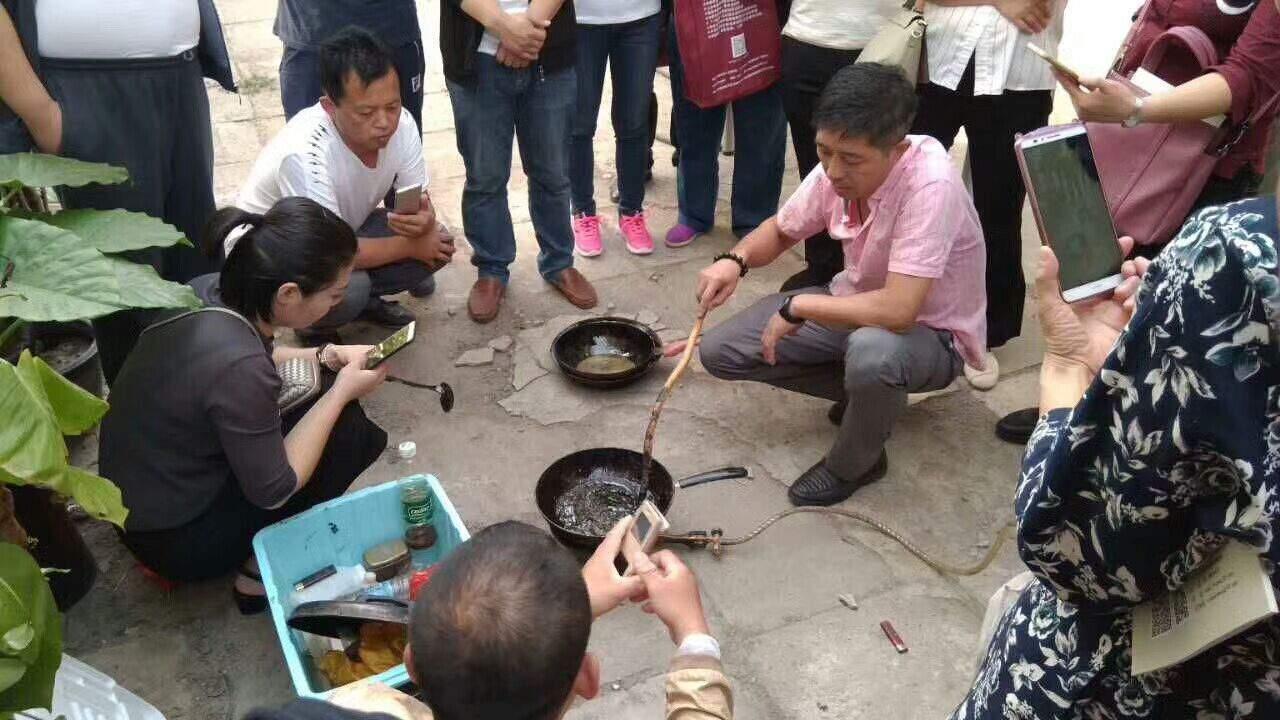 8月哈尔滨黑膏药、养生泥灸制作培训