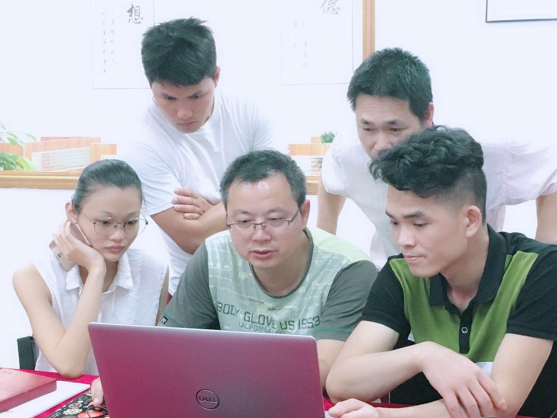广东万虹股票培训 学校环境