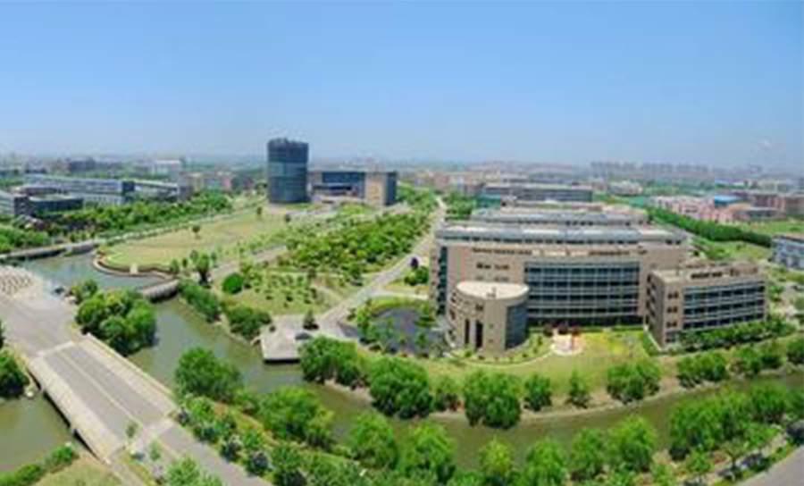 上海交大 学校环境