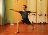杭州醉瑜伽 Nenad老师