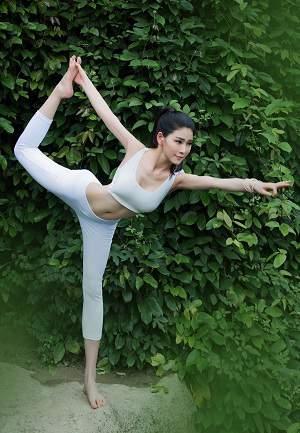 杭州醉瑜伽 Tia老师