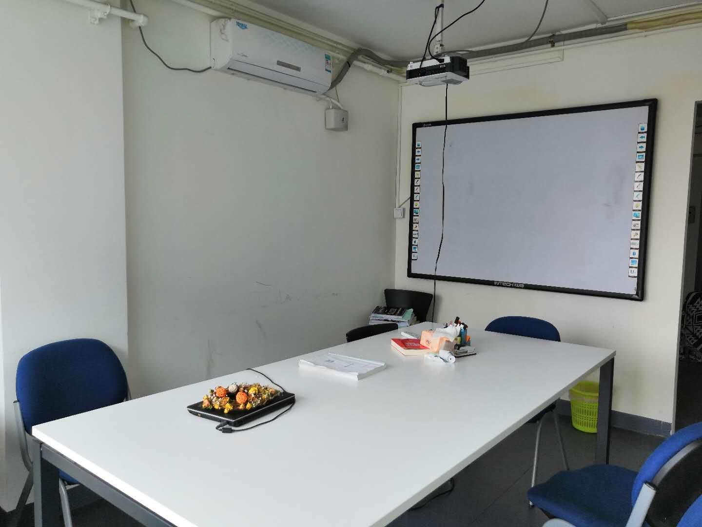广州美通 奇季英语培训 雅思培训教室