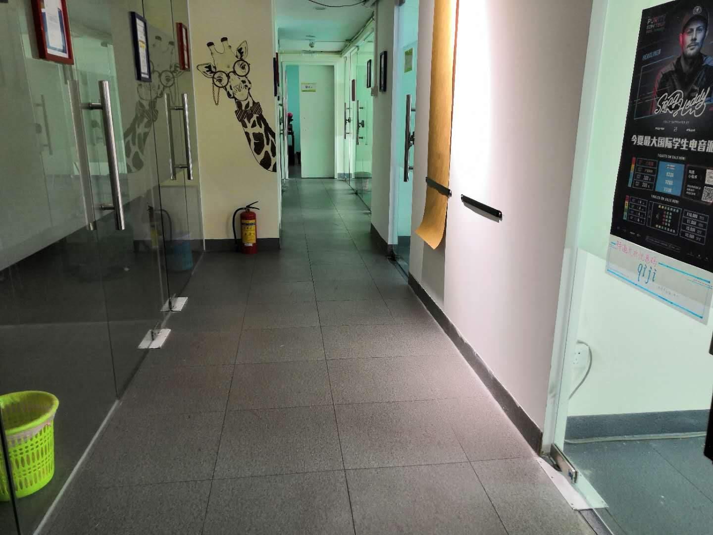 广州美通 奇季英语培训 走廊