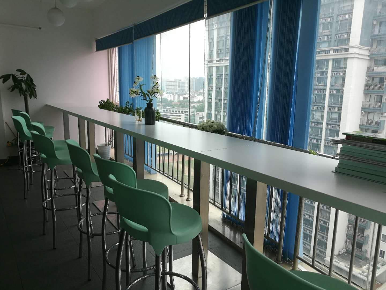 广州美通 奇季英语培训 教室