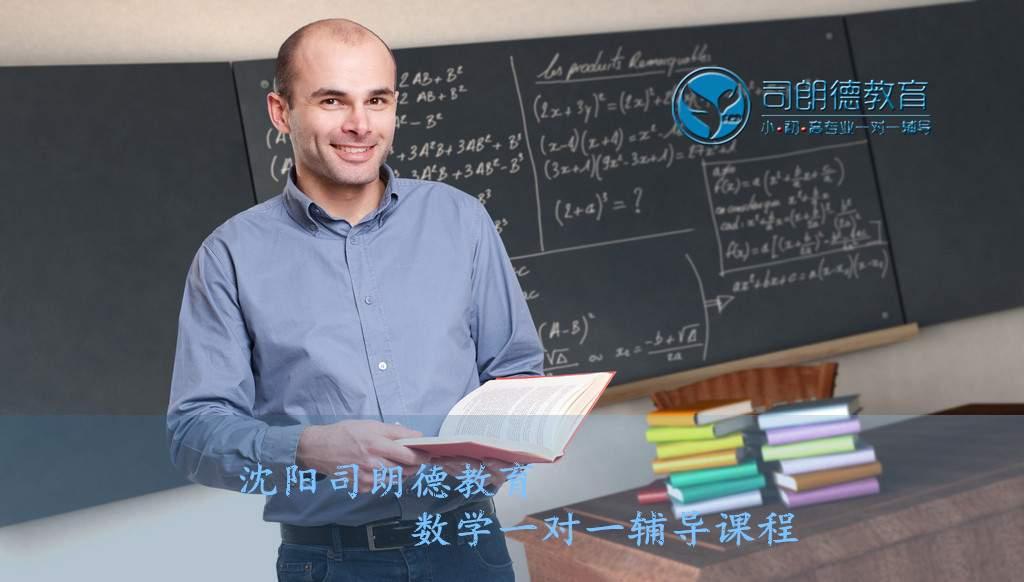 沈阳司朗德高二数学一对多初高中文化课补习辅导