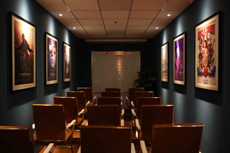CIC国际英语 放映厅