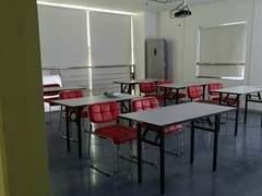 上海欧美亚职业技能培训 学校环境