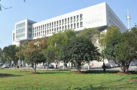 湖北工业大学国际职业中心 实训大楼